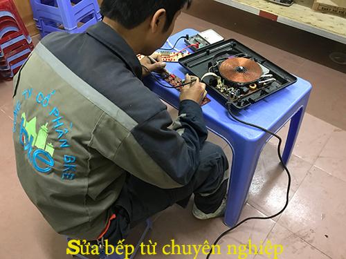 Sửa bếp từ tại Hải Dương chuyên nghiệp nhất