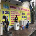 Công ty cổ phần Bke chuyên sửa chữa máy giặt uy tín, chất lượng