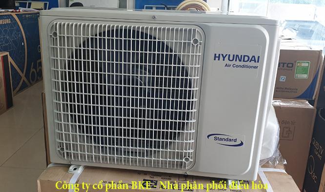 Cung cấp điều hòa treo tường Hyundai tại Hải Dương